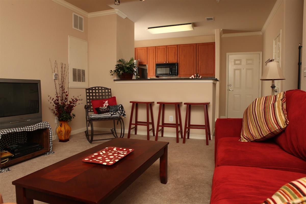 Crimson Place Condominiums Apartment In Tuscaloosa Al