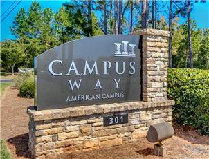 Campus Way apartment in Tuscaloosa, AL