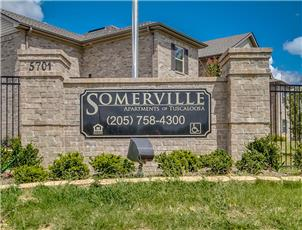 Somerville Apartments apartment in Tuscaloosa, AL