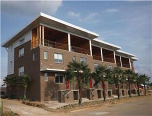 The Edge Townhomes apartment in Tuscaloosa, AL