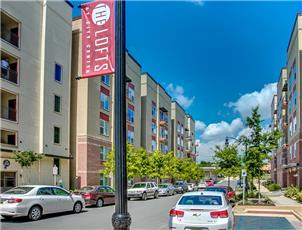 The Lofts at City Center apartment in Tuscaloosa, AL