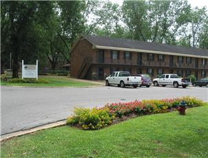 Woodlawn Manor apartment in Tuscaloosa, AL